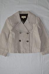 куртка жакет Wilsons leather США бренд шикарная кожа