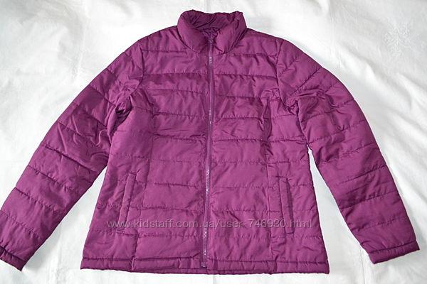 Стеганая куртка old navy, оригинал, тонкий синтепон марсала л-хл