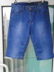 бриджи  мужские  джинсовые от S до 4XL