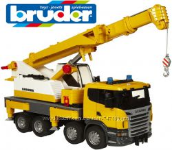 Автокран  Bruder 03570