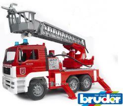 Пожарная машина  Bruder 02771