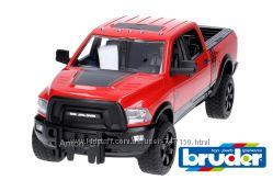 Пикап Dodge RAM Bruder Брудер 02500