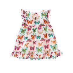 Красивое фирменное платье Джимбори, 6-12 месяцев