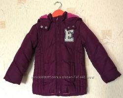Куртка зимняя esprit для девочки 4-5 лет
