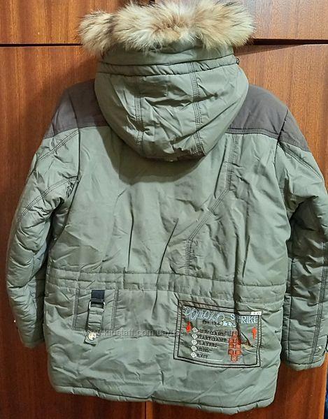 Зимняя куртка Donilo р.140-146