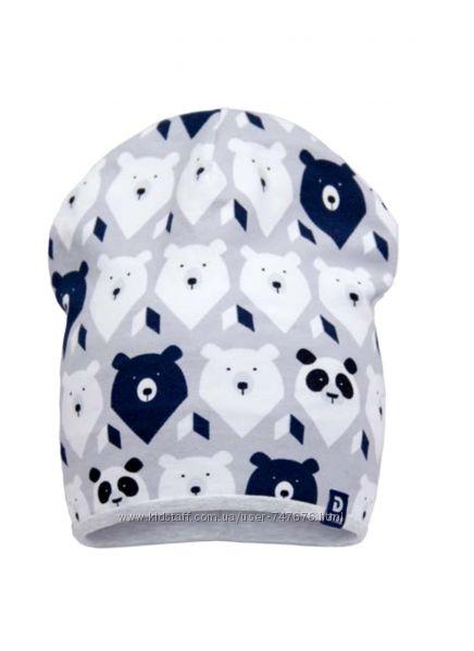 Стильная шапочка для мальчика от Davids Star 48 и 50р.