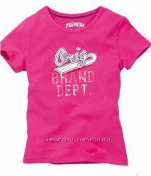 Яркая футболка для девочки Pepperts, 3 размера