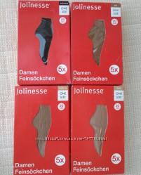 Капроновые носки гольфы набор 5 пар Германия