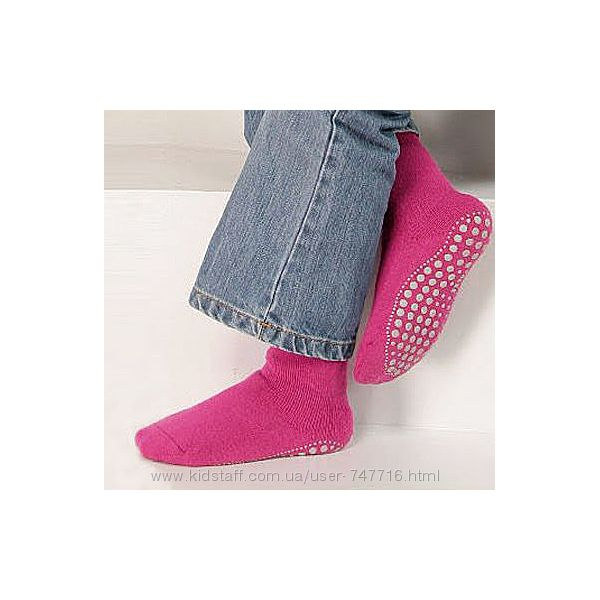 Носки с силиконовыми стопами тормоза антискользящие  FALKE