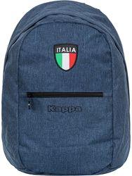Стильный городской рюкзак джинс качественный спортивный Kappa
