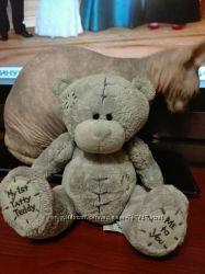 Мишка Тедди высота сидя 17 см оригинал