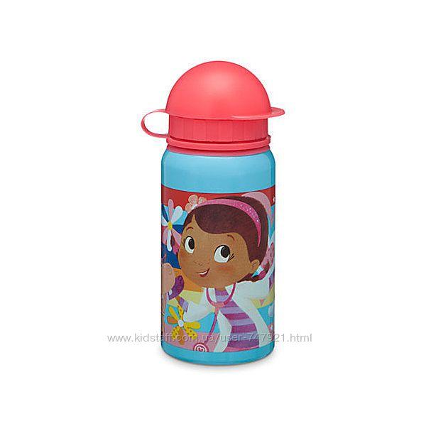 Термо - бутылочка  Доктор Плюшева от Disney.