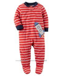 Человечек флисовый Carters США для мальчика 3Т
