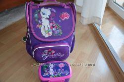 Ранец-рюкзак Kite и ланчбокс