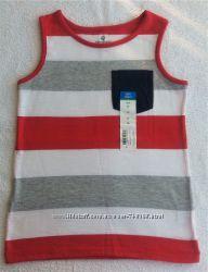 Літні маєчки для хлопців та дівчаток для спекотного літа бренди США