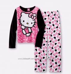 Улюблений Дісней - піжамки для дівчаток від 12 міс до 4 років