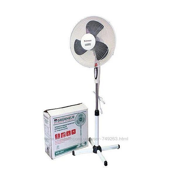 Вентиляторы напольные Grunhelm