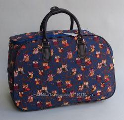 Качественные женские дорожные сумки. Много цветов