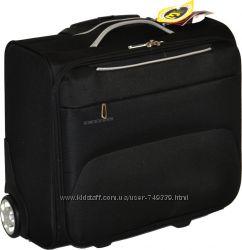 Испанский чемодан кейс-пилот ручная кладь, тканевой