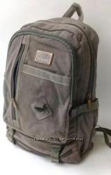 Городской рюкзак цвета хаки