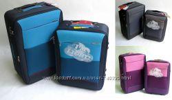 Брендовый Испанский чемодан Gabol, 3 цвета
