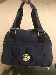 Текстильная сумка с плечевым ремнем