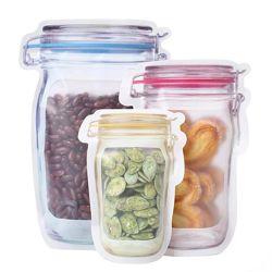 Банки многоразовые для хранения продуктов
