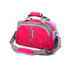 Дорожная сумка - ручная кладь, розовая