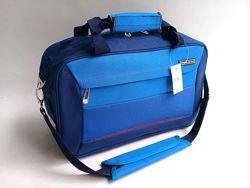 Дорожная сумка - ручная кладь, с плечевым ремнем