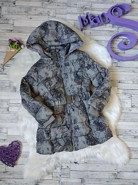 Куртка пуховик OVS евро зима на девочку