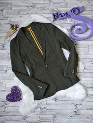 Пиджак Zara man классический модный мужской хаки