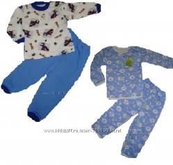НОВЫЕ пижамки на байке для мальчиков с р. 86-92-98. В наличии. Супер цена