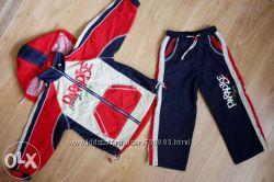 Фирменный спортивный костюм для мальчика 4-5 лет
