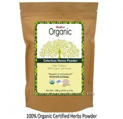 Хна бесцветная -Organic Colorless henna Powder- 100 гр.