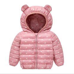 Мягкие легкие деми курточки для деток 80-120 см