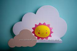 Детский ночник Солнце