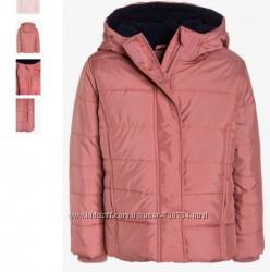 Куртка теплая на флисе Friboo 122-152см, 3 цвета, оригинал, германия