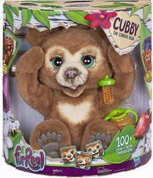 Интерактивный Медвежонок Кабби FurReal Cubby Hasbro