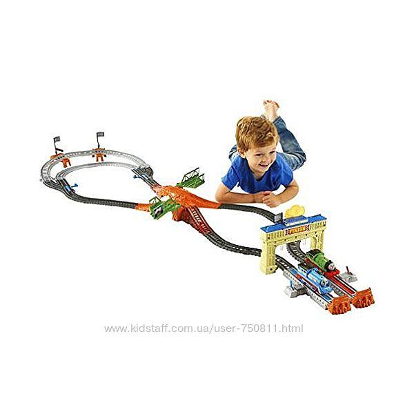 Томас и друзья железная дорога Thomas & Friends Fisher-Price TrackMaster,