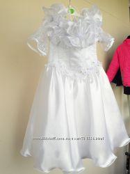 Праздничное платье на выпускной или первое причастие