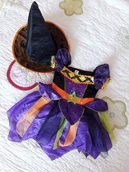 Карнавальный костюм на Хелоуин 6-9мес, 9-12мес