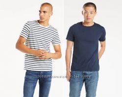 Levis 2 шт в упаковке мужские футболки L
