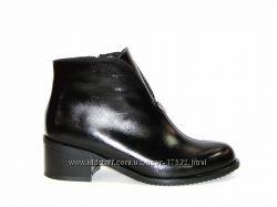Стильные демисезонные ботинки, новая коллекция, 36, 37, 39, 40р.