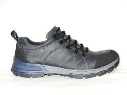 Мужские ботинки из натурального нубука, 41,42р.