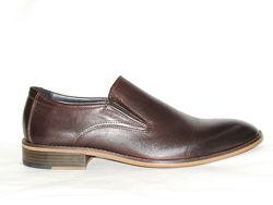 Мужские кожаные классические туфли, 41,42,43р.