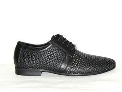 Мужские кожаные классические туфли, 40,41,42,43,44,45р.