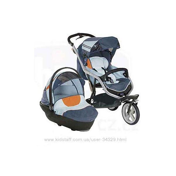 Трехколесная коляска Chicco S3