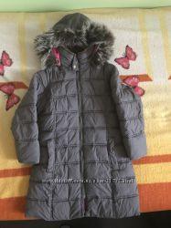 Пальто осень-зима 5-6лет