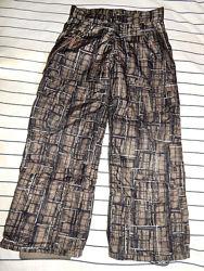 Полукомбинезон штаны зимние D2 на 8-10 лет