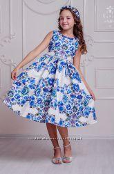 Нарядное платье американского бренда Kids Dream
